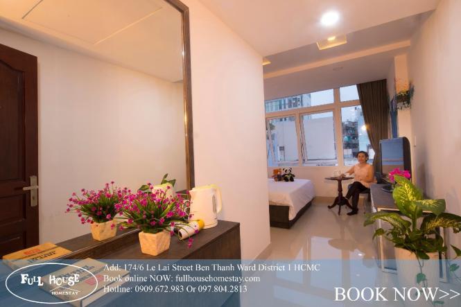 Full House Homestay Hotel Ho Chi Minh