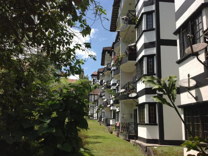 Khor S Apartment Greenhill Resort