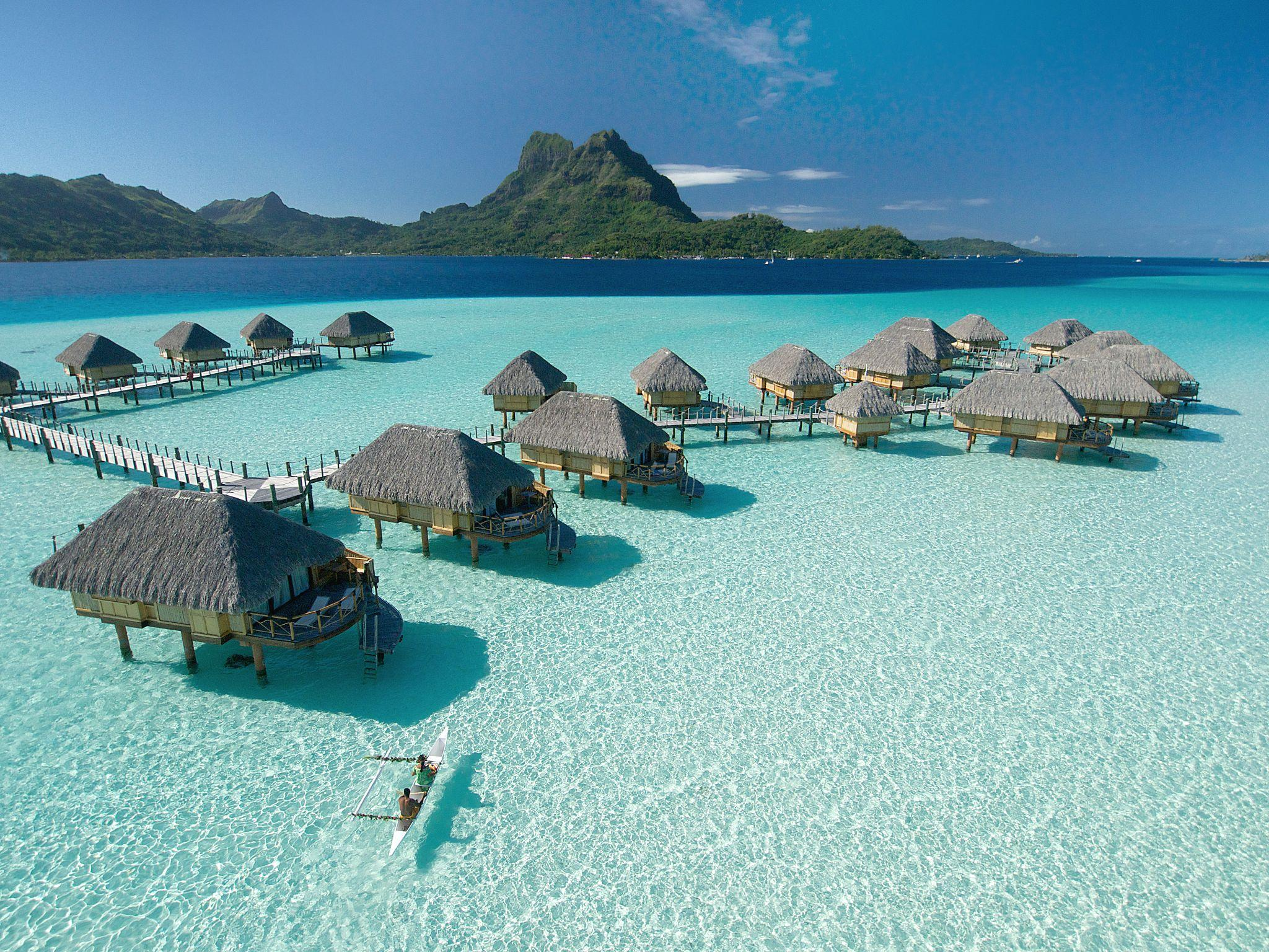 Bora Bora Pearl Beach Resort And Spa in Bora Bora Island ...