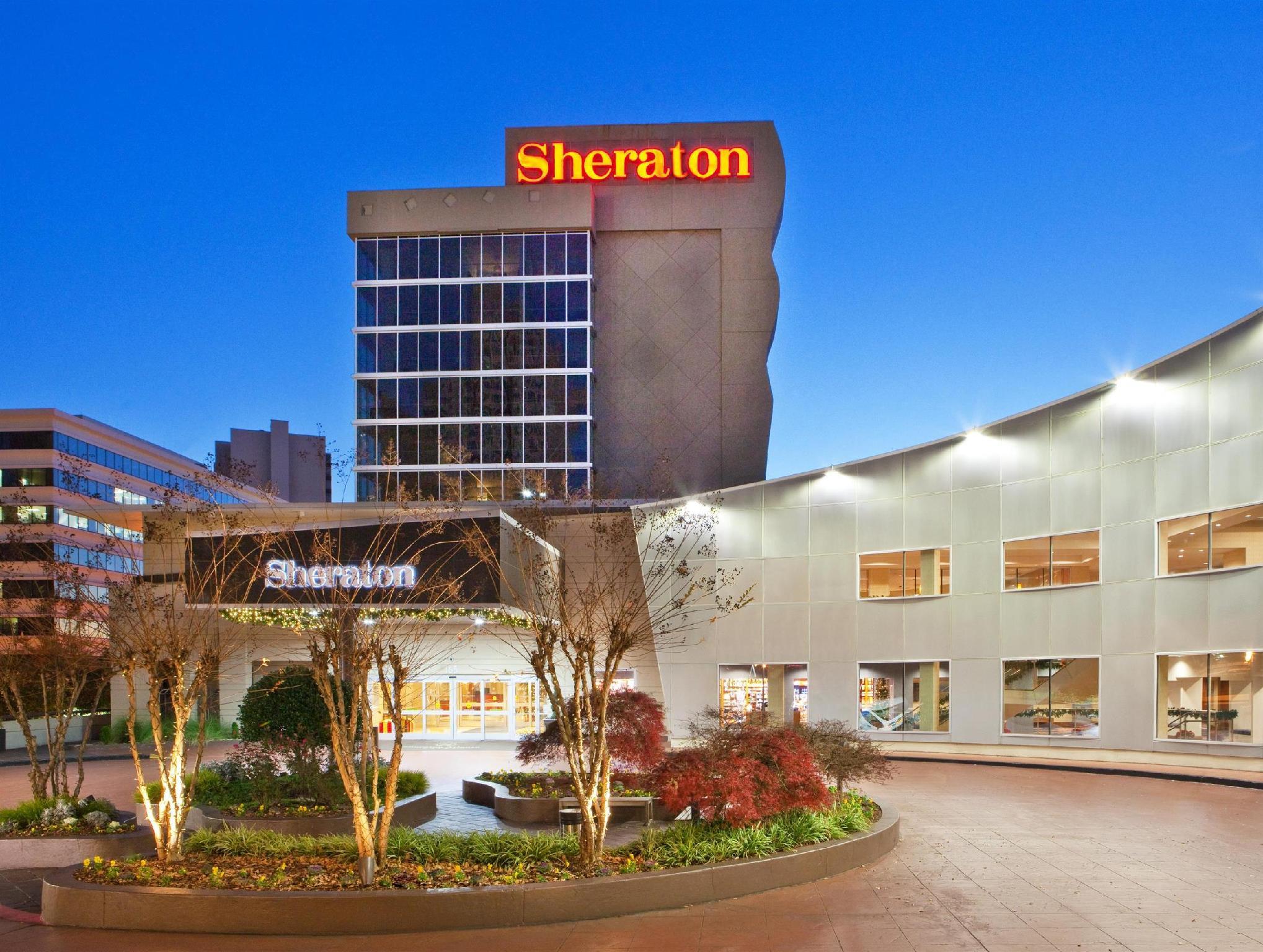Sheraton Atlanta Hotel In Atlanta GA Room Deals