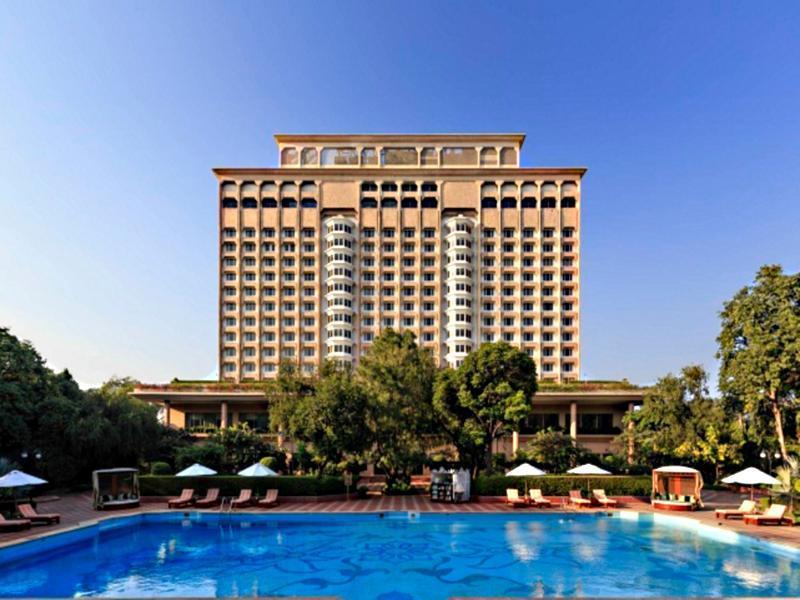 فندق تاج محل The Taj Mahal Hotel نيودلهي ومنطقة العاصمة الوطنية