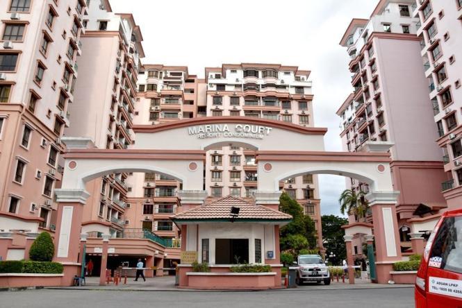 80 S Marina Court Resort Kota Kinabalu