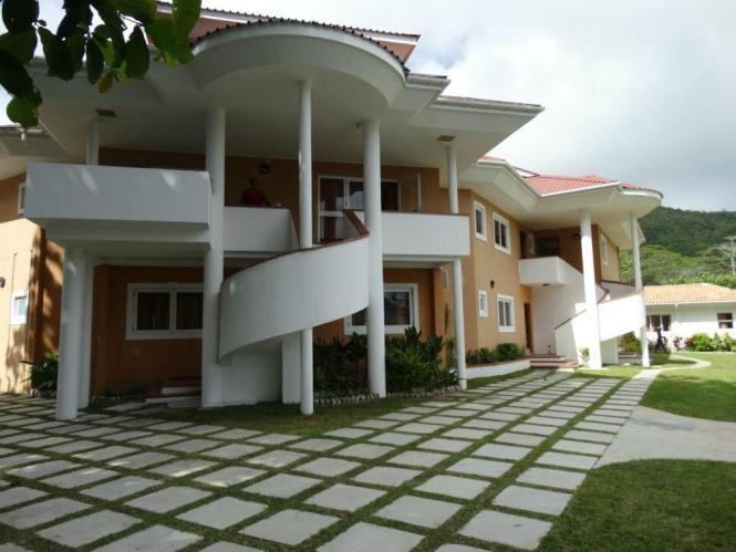 Cote D Or Self Catering Apartments In Seychelles Islands