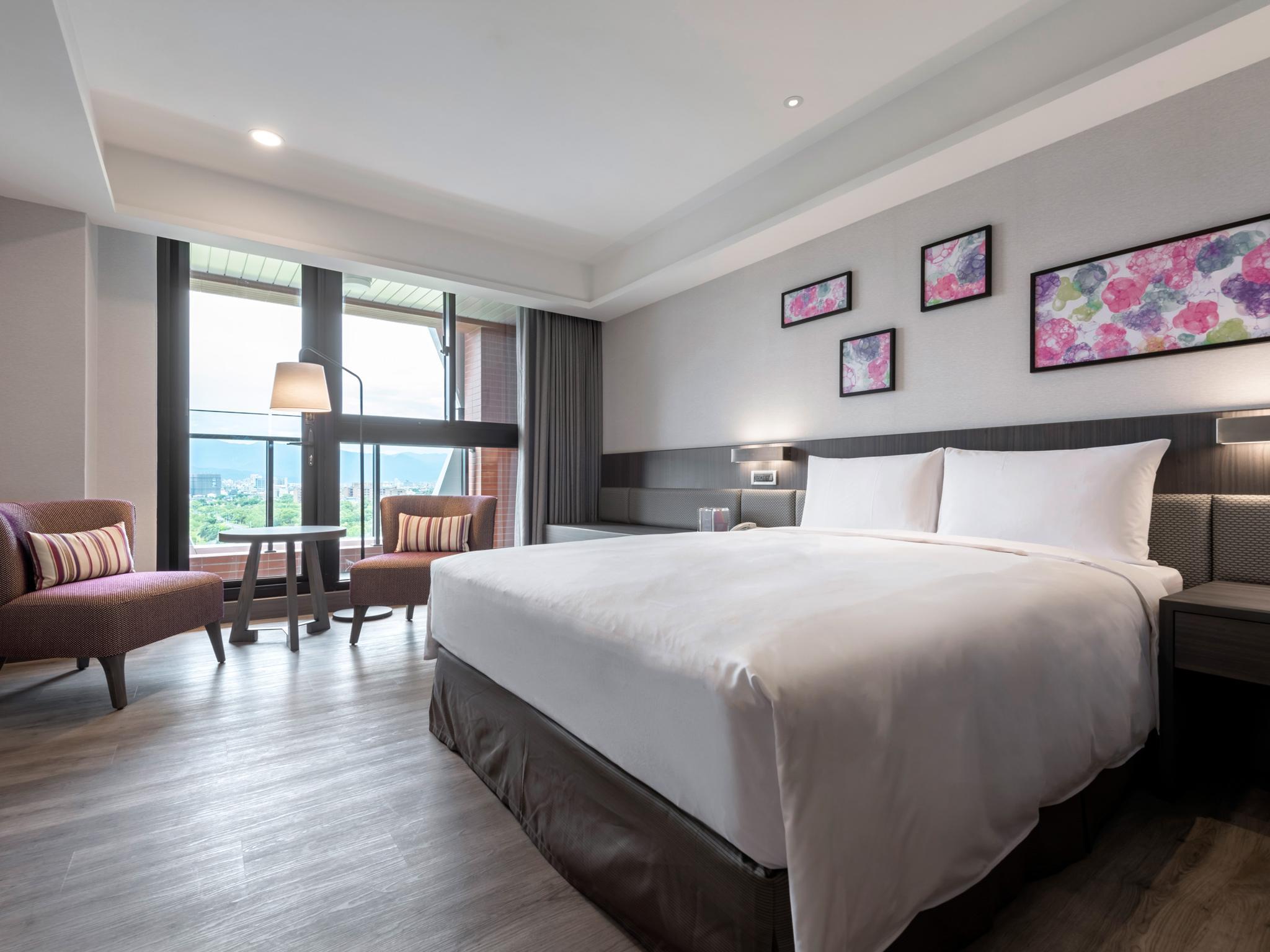 宜蘭縣煙波大飯店宜蘭館 (Lakeshore Hotel Yilan) - Agoda 提供行程前一刻網上即時優惠價格訂房服務
