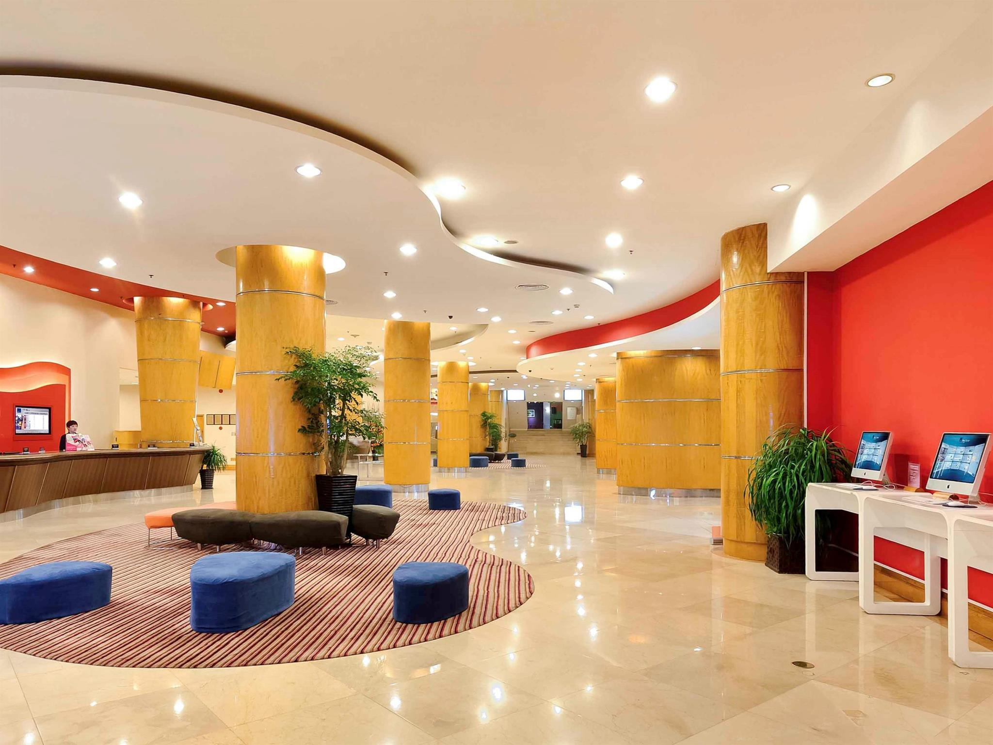 北京北京新僑諾富特飯店 (Novotel Beijing Xinqiao) - Agoda 提供行程前一刻網上即時優惠價格訂房服務