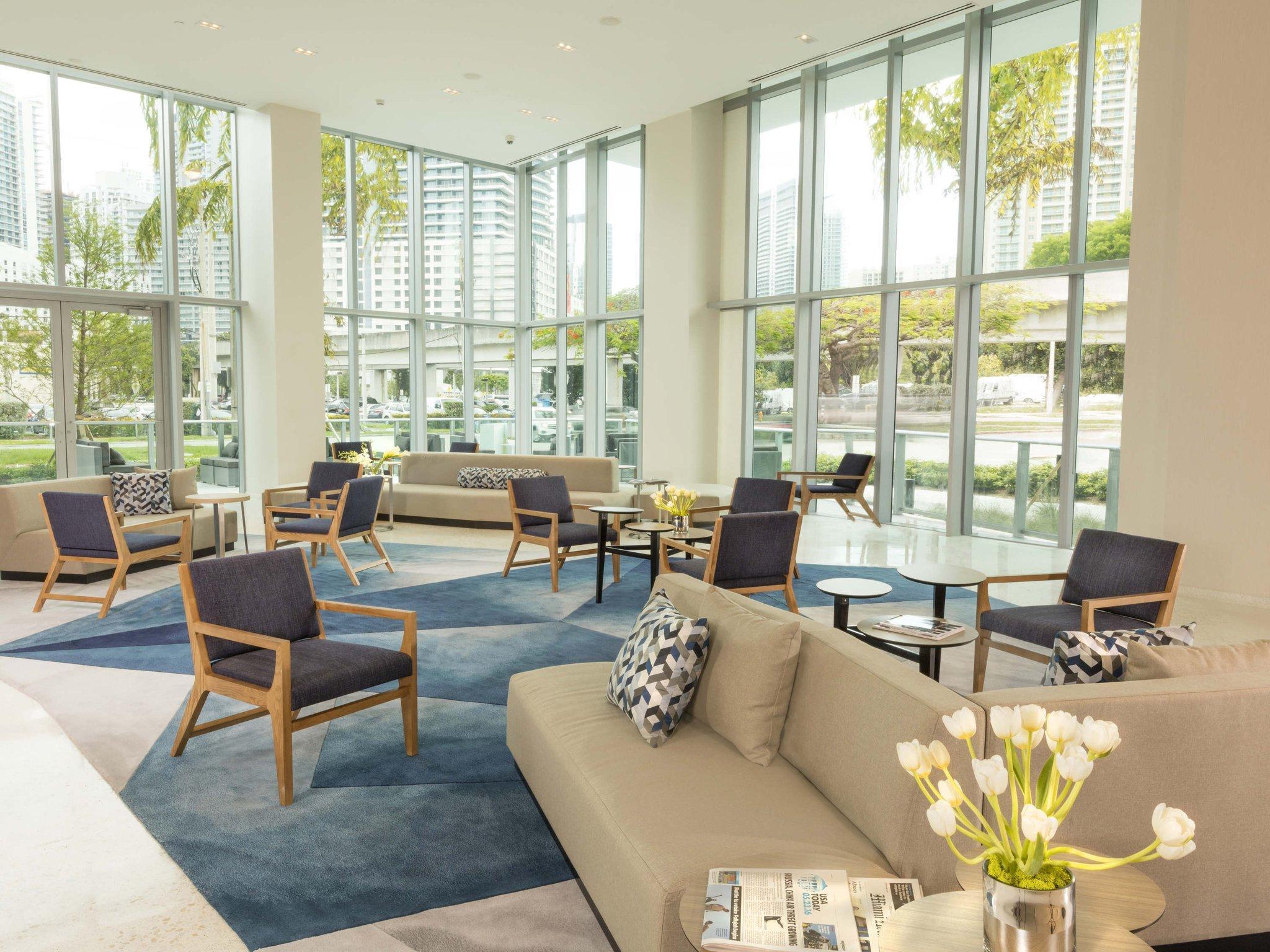 Novotel Miami Brickell Hotel Miami Fl Deals Photos Reviews