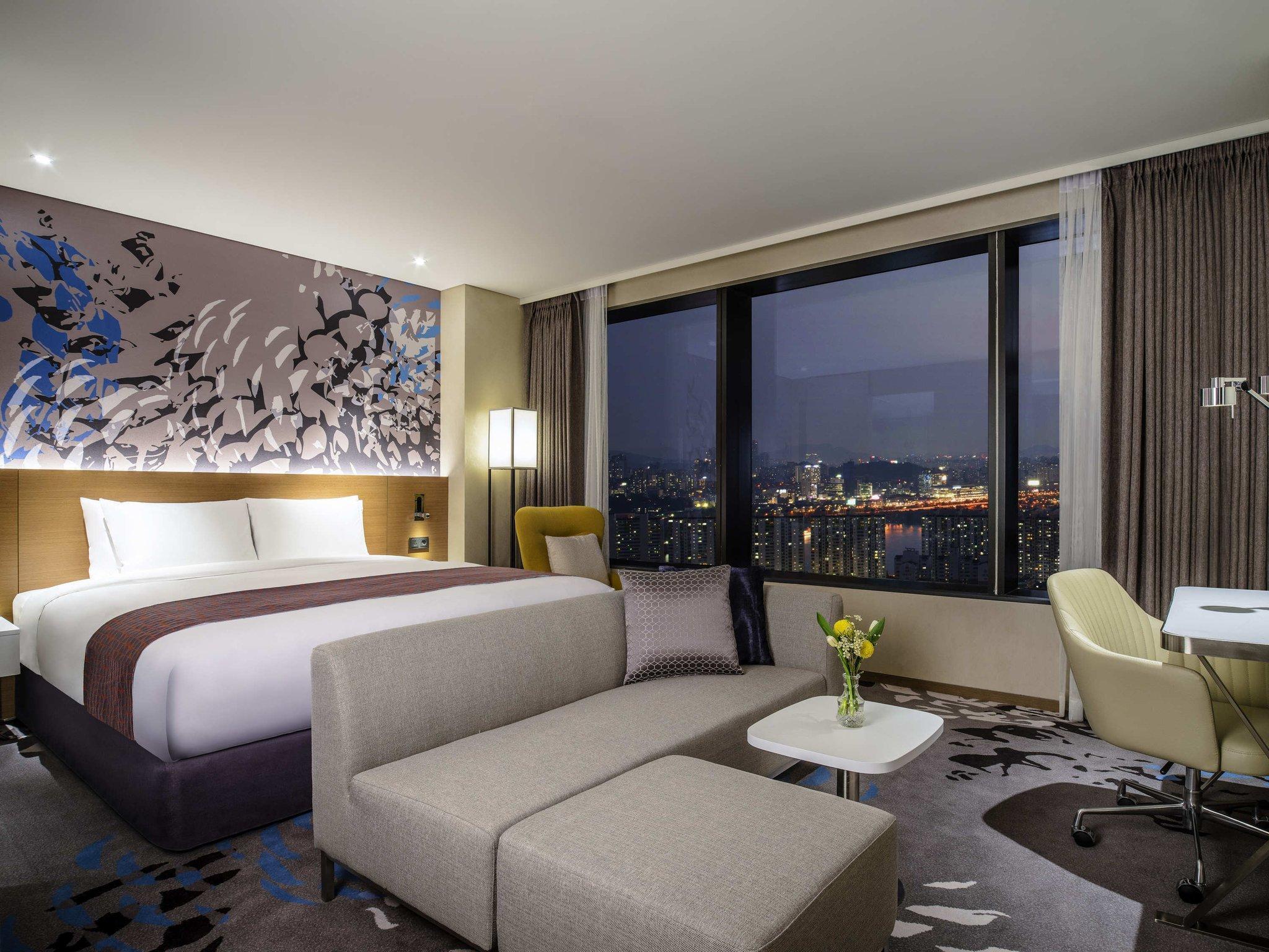 Novotel Suites Ambassador Seoul Yongsan Hotel Deals Photos