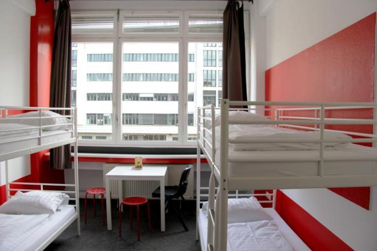 Best Price on Check In Hostel Berlin in Berlin   Reviews  1 Bed in Quadruple Room with Shared Bathroom   Guestroom Check In Hostel  Berlin