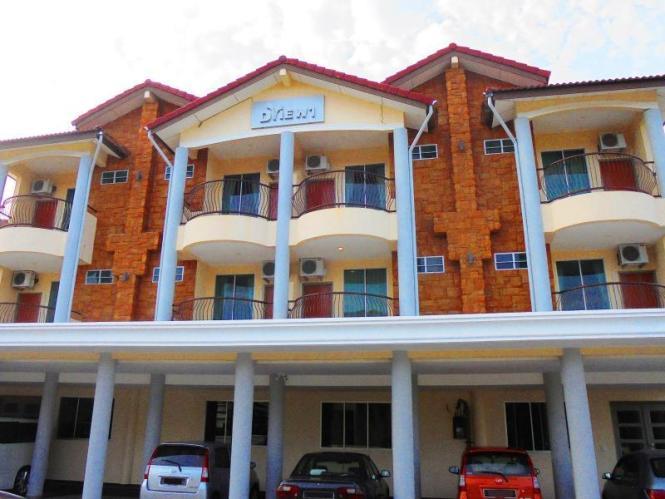 Dview Hotel Kangar Sista Minuten Erbjudanden På Aa