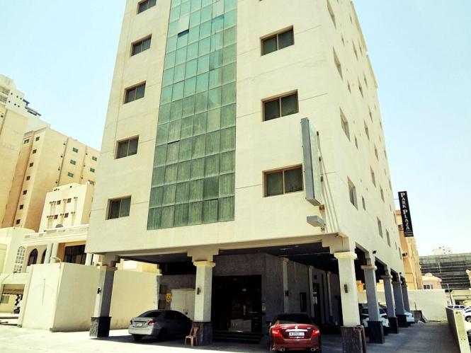 Park Plaza Apartments Serviced