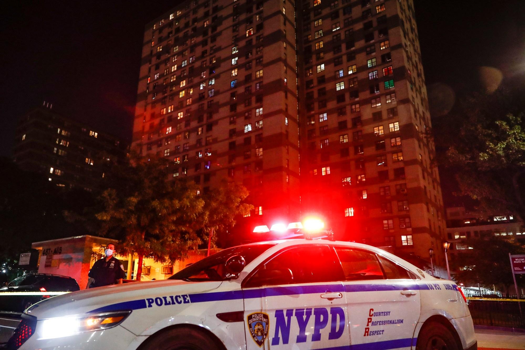 Shootings New York