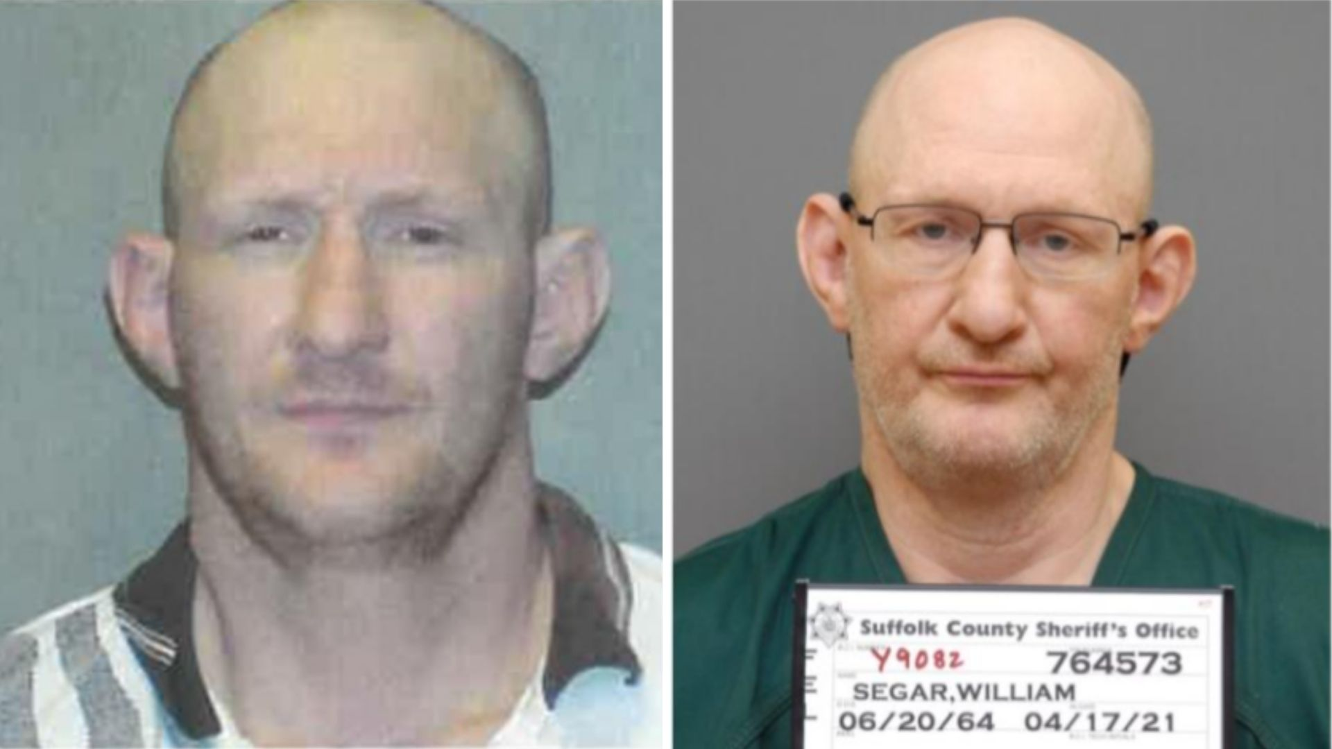 William Segar- Suffolk County Sheriff's Office