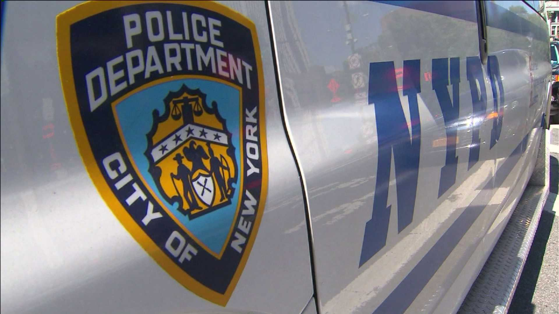 NYPD police cruiser
