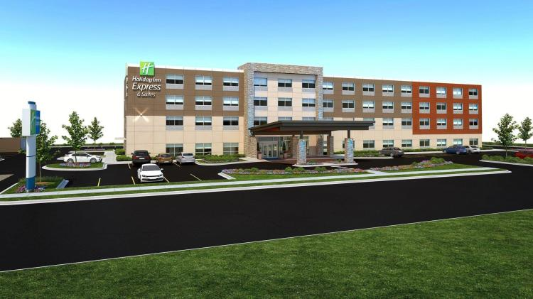 Holiday Inn Express And Suites Abingdon