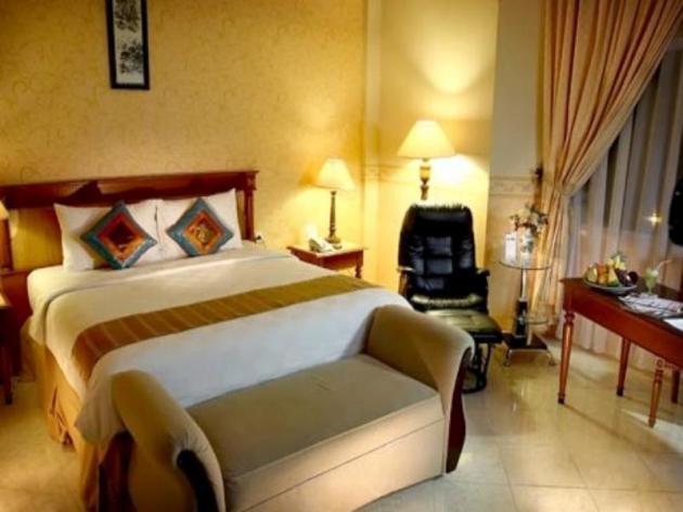 Alamat dan Tarif Grand Tiga Mustika Hotel - Mulai dari USD 45 - 240100 14030515100018562149