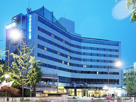 Itaewon Crown Hotel Seoul South Korea