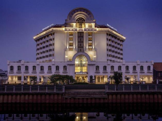 Alamat dan Tarif Mercure Jakarta Batavia - Mulai dari USD 33 - dc1219dee3fead513a3eafd9cf0f3cd2