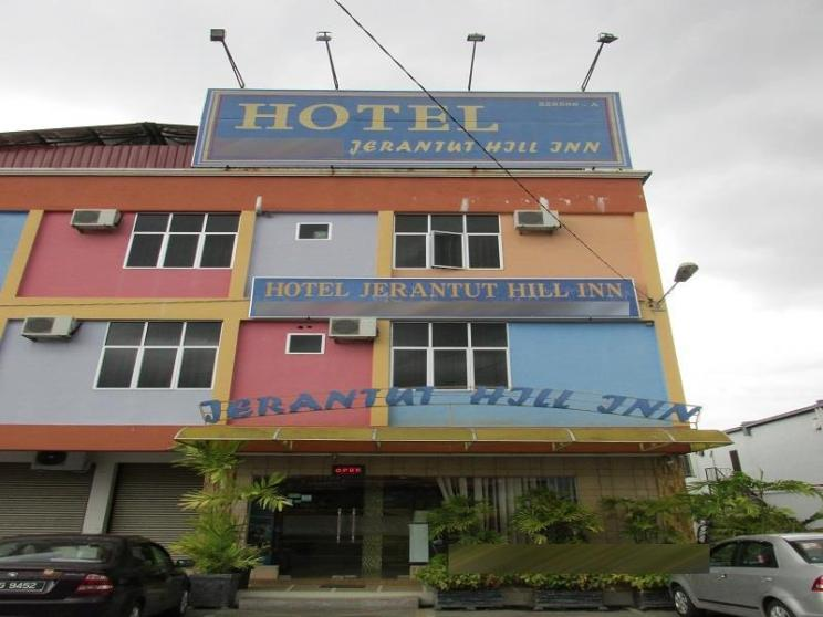 Jerantut Hill Inn