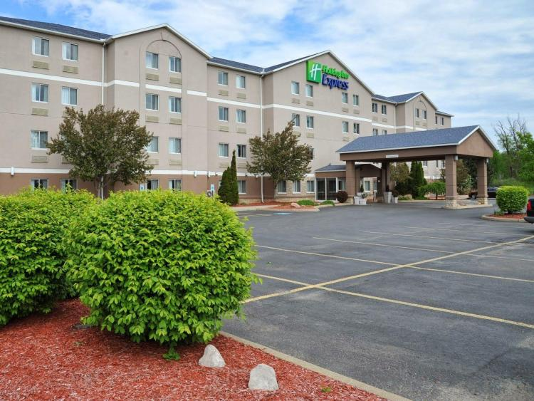 Holiday Inn Express Hotel And Suites Ashland