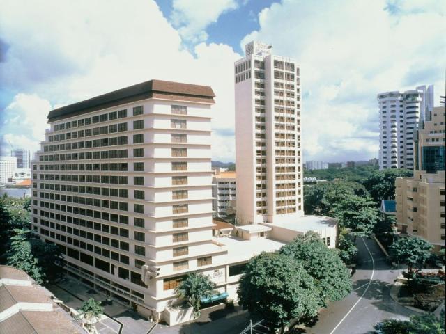 York Hotel (SG Clean Certified)