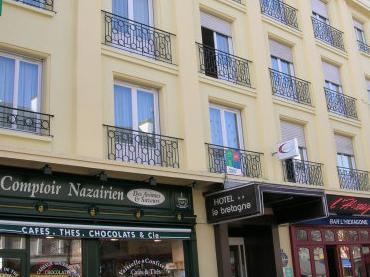 Hôtel Le Bretagne Saint-Nazaire  France