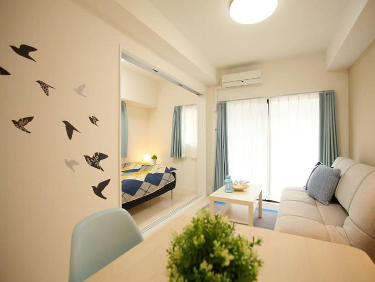 JSW Fukuoka Family home for 8 Baysideplace