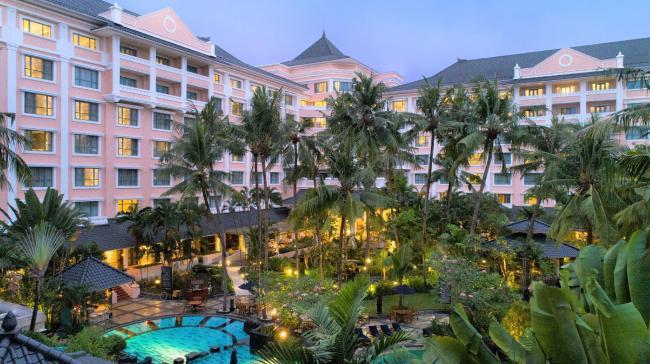 Melia Purosani Hotel Yogyakarta