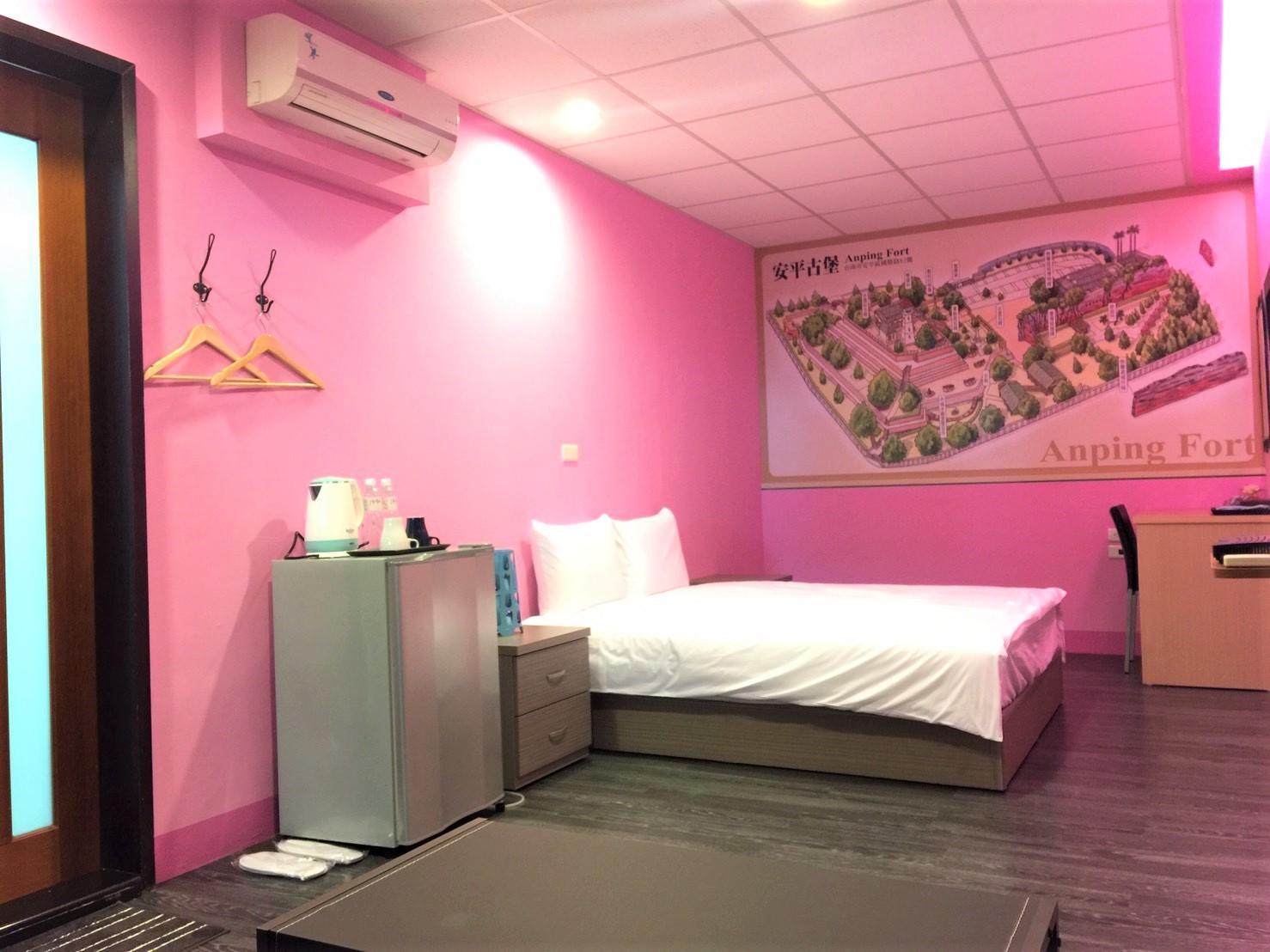 【住宿】臺南。歡迎商務飯店~低價便宜又不錯耶^口^   保安路214號
