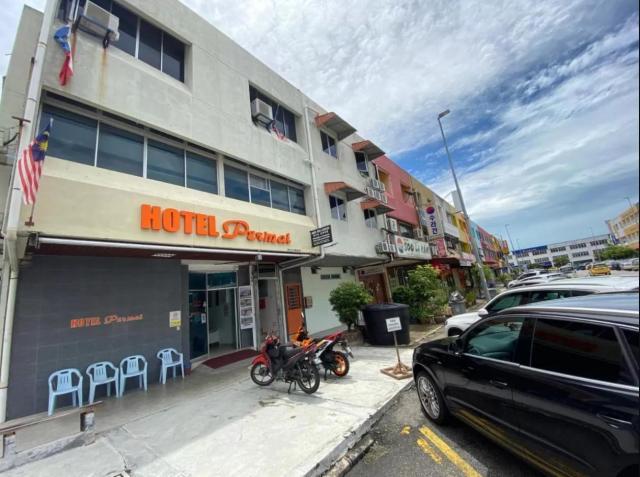 Hotel Permai Melaka Raya