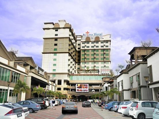 Aroma Hotel Butterworth