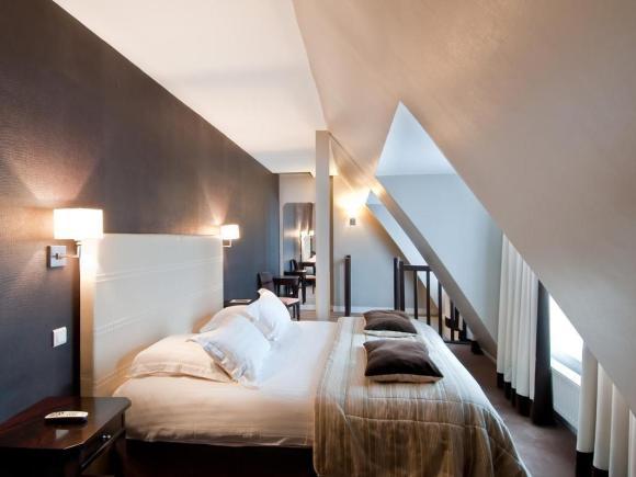 Daunou Opera Hotel Paris Ile-de-France France