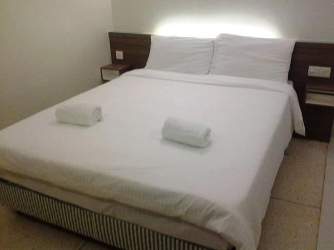 Qish Hotel Malacca / Melaka - Standard Double