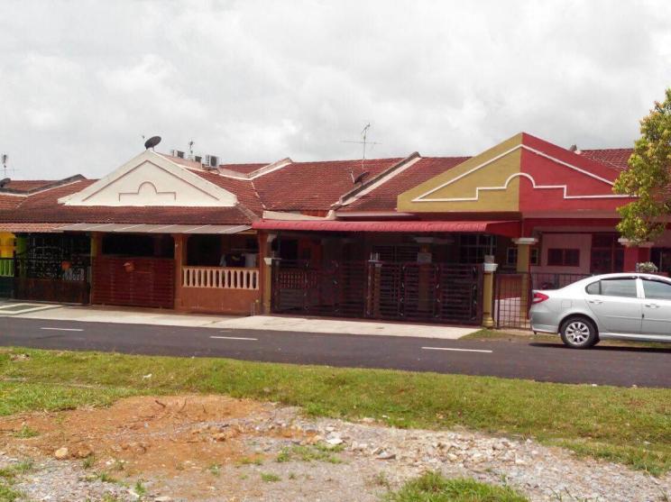 Bandar Putra Guesthouse at Segamat