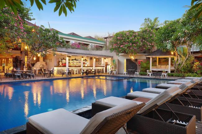 Kamuela Villas and Suites Sanur