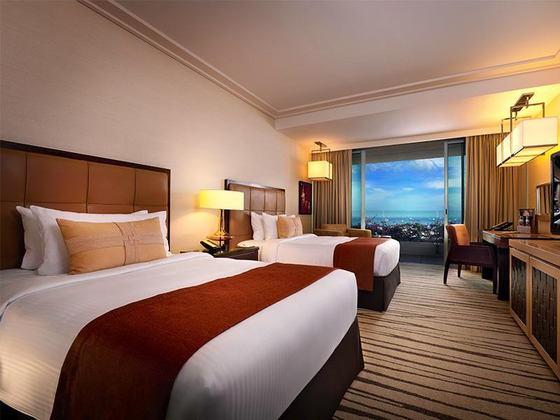 Marina Bay Sands Singapore - Guest Room