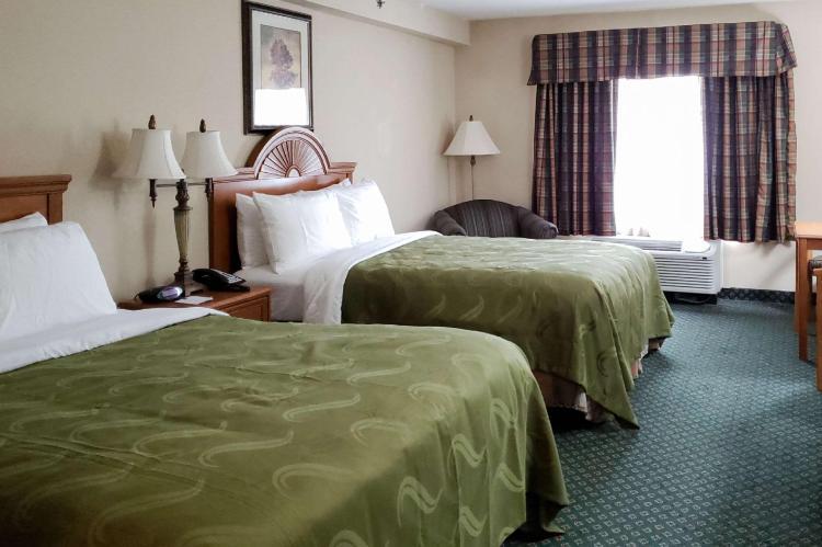 Quality Inn & Suites Augusta I-20