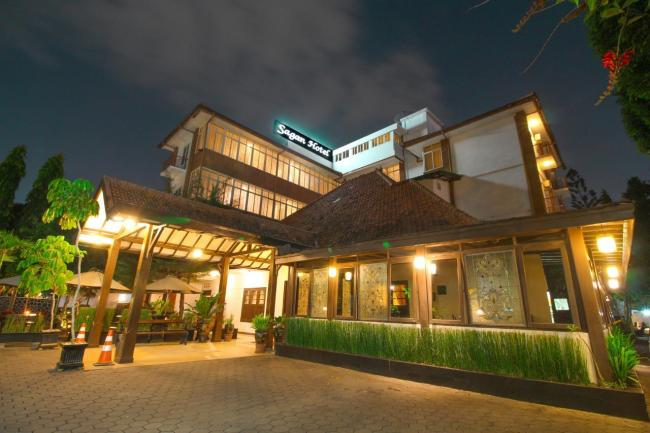 Sagan Hotel