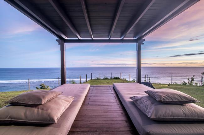 PANDAWA CLIFF OCEAN FRONT PRIVATE LUXURY VILLA 3BR