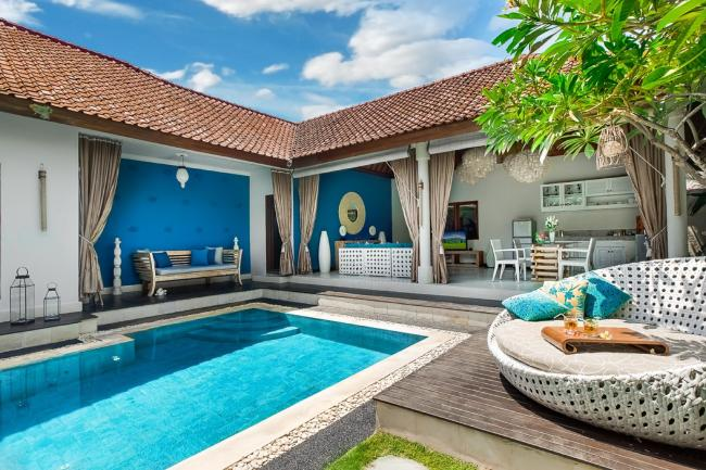 4S Villas At Seminyak Square