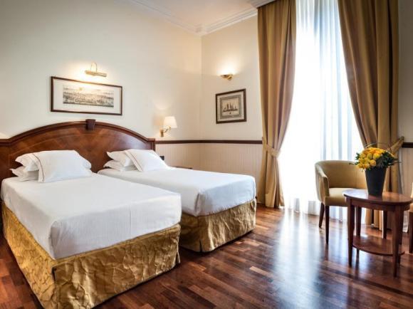 Worldhotel Cristoforo Colombo Milan Lombardia Italy