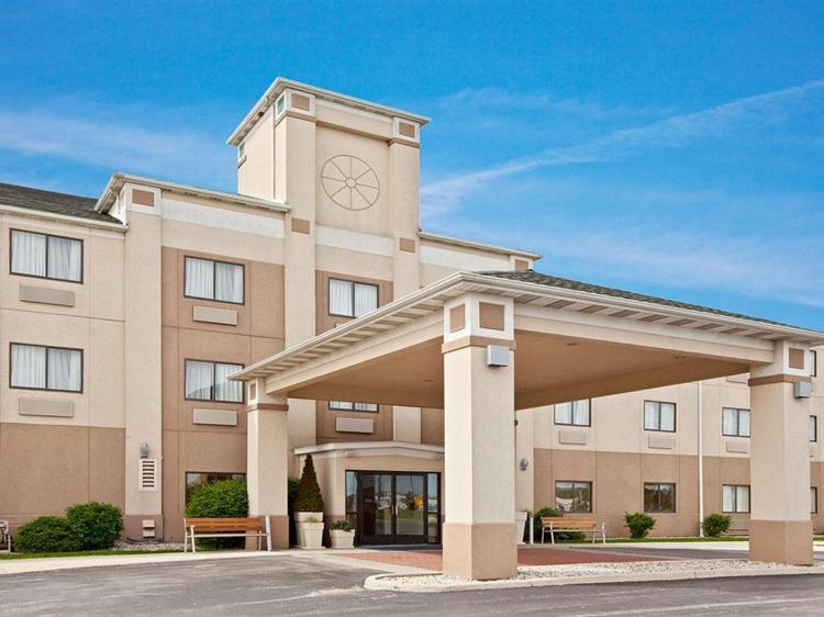 Holiday Inn Express Adrian Hotel