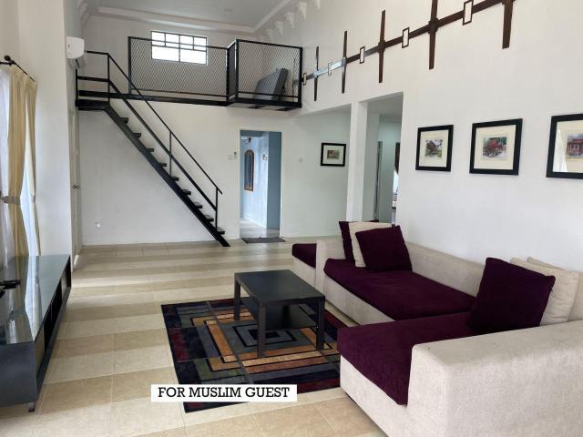 891 Villa Sebayu Muslim A Famosa Melaka (6R+1)