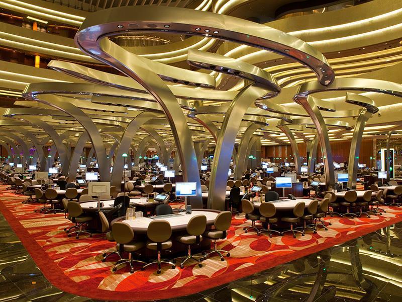 Marina Bay Sands Singapore - Recreational Facilities