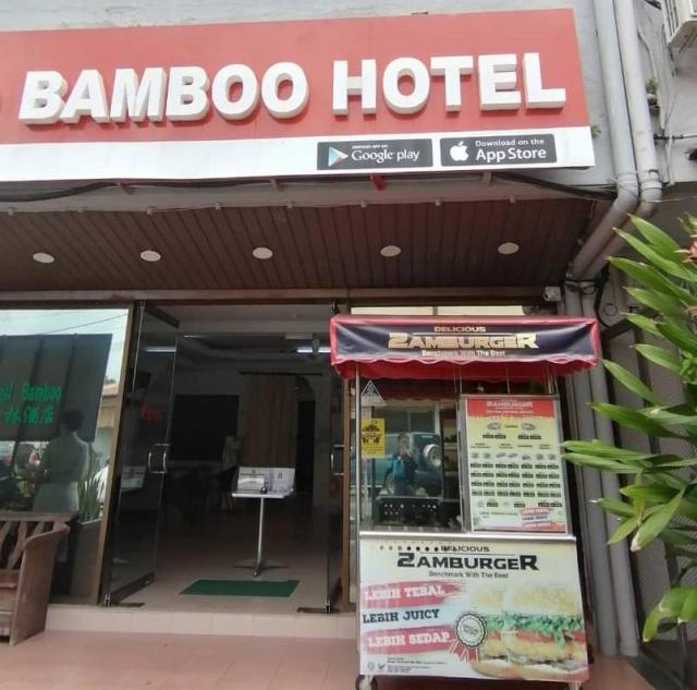 Hotel Zamburger Heng Melaka