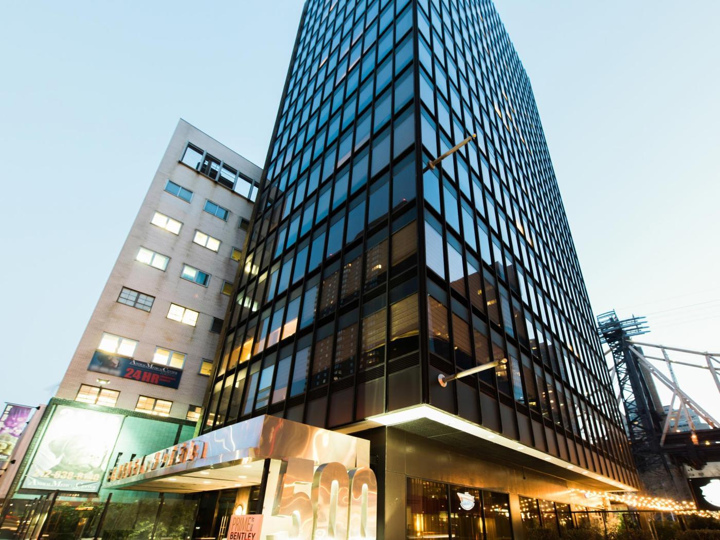 🟊🟊🟊🟊 Bentley Hotel - New York (NY) - United States