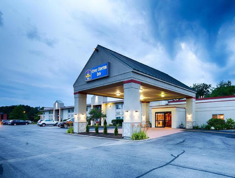 Best Western Plus Augusta Civic Center Inn