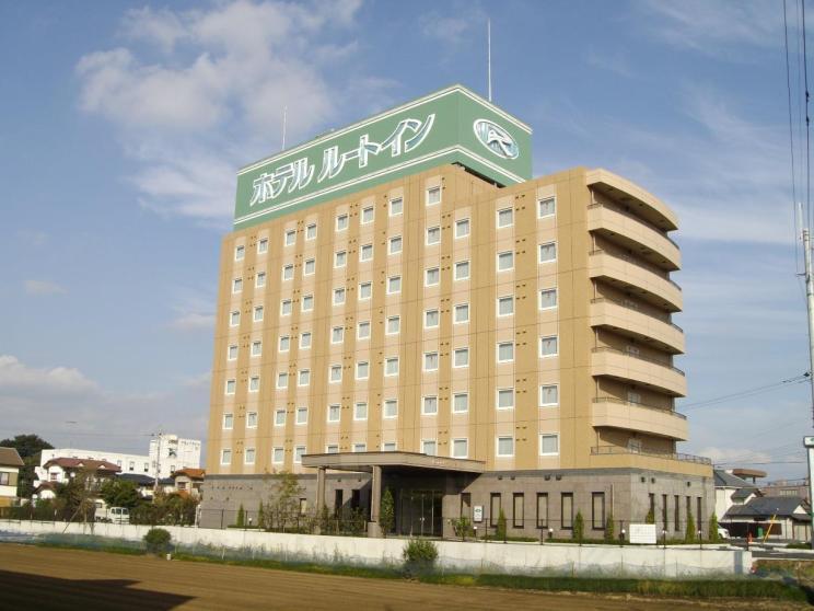 Hotel Route Inn Shimodate