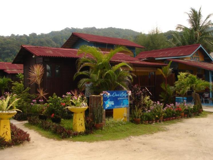 Bayu Dive Lodge