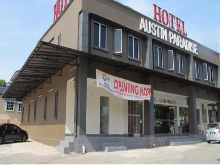 Hotel Austin Paradise – Taman Pulai Utama