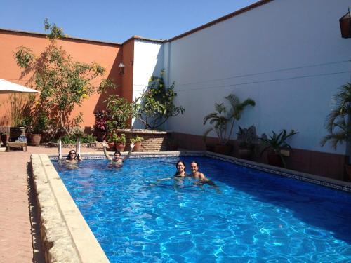 Hosteria San Roque, Lambayeque, Peru